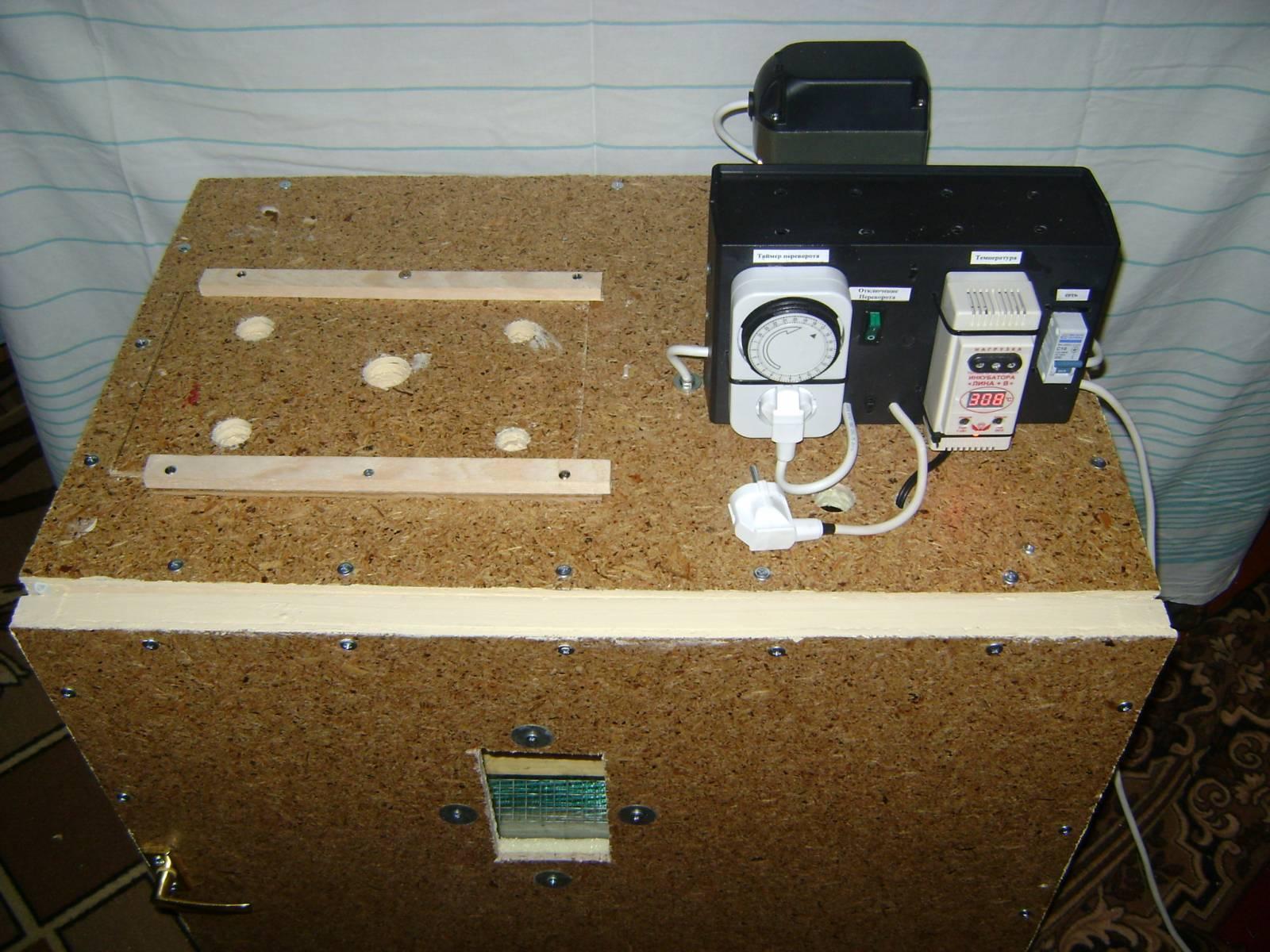 Как сделать инкубатор для яиц своими руками 67